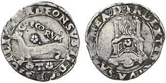 Napoli Aragonese | Armellina di Alfonso II