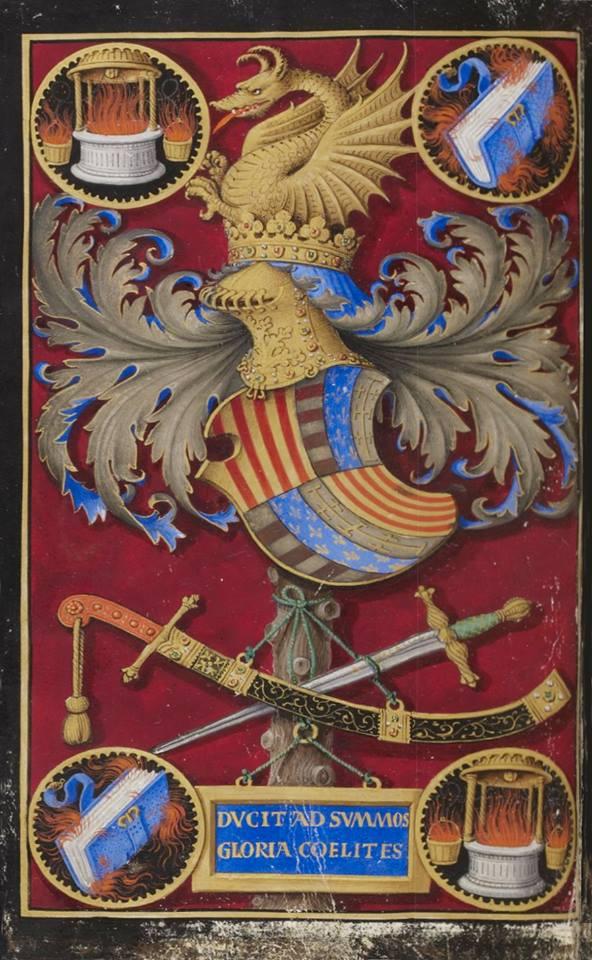 Blasone Federico Aragona