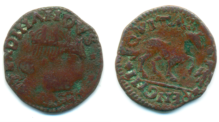 Napoli Aragonese | Cavallo Ferdinando I - varietà Rengni
