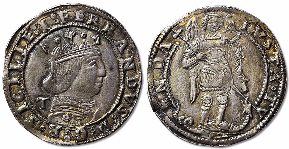 Coronato Arcangelo Ferdinando I