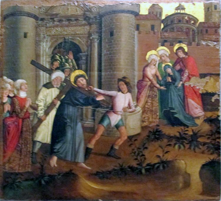 Pietro Befulco - Andata al Calvario