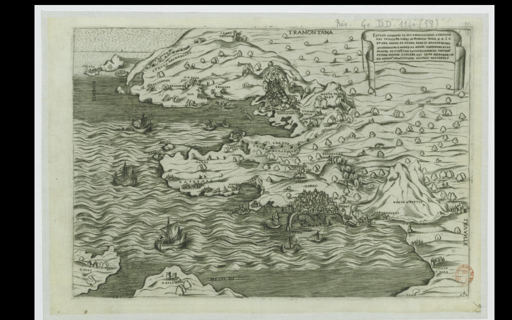 Napoli 1538