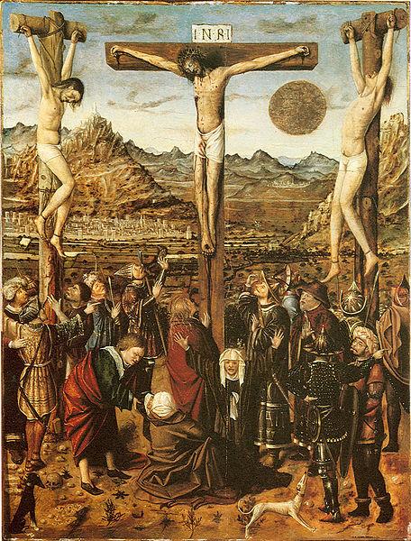 Colantonio, Crocifissione
