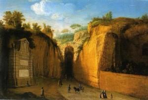 Van Wittel, Crypta Neapolitana