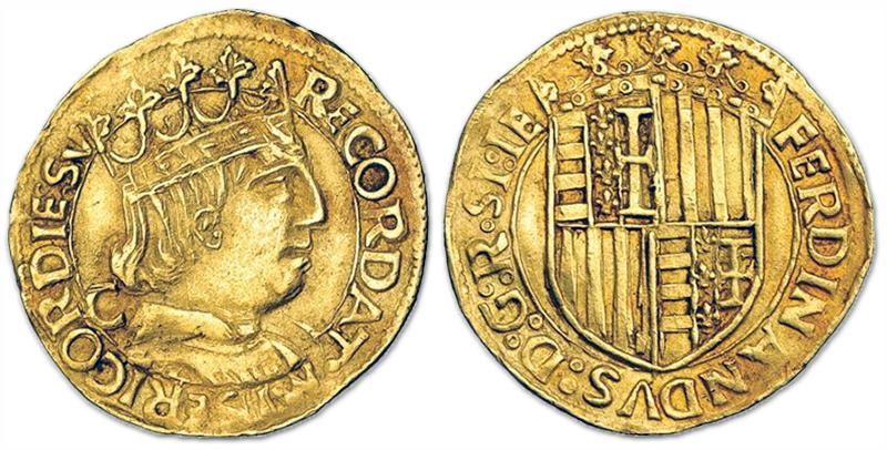 Ducato d'Oro Ferdinando I