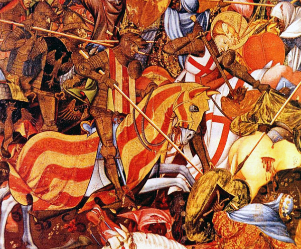 Battaglia di Puig - Marçal de Sax - 1410