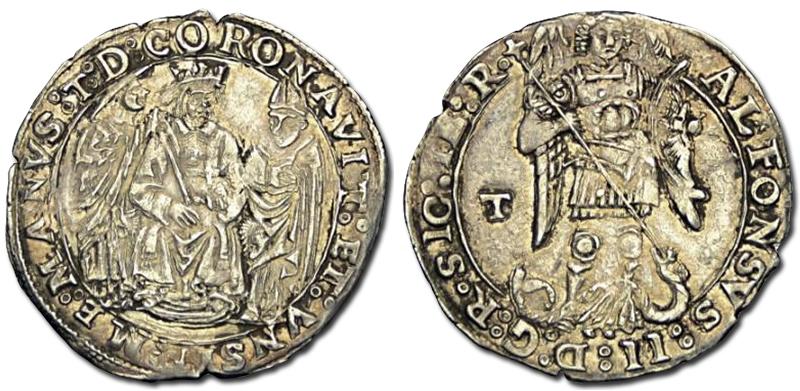 Coronato Alfonso II