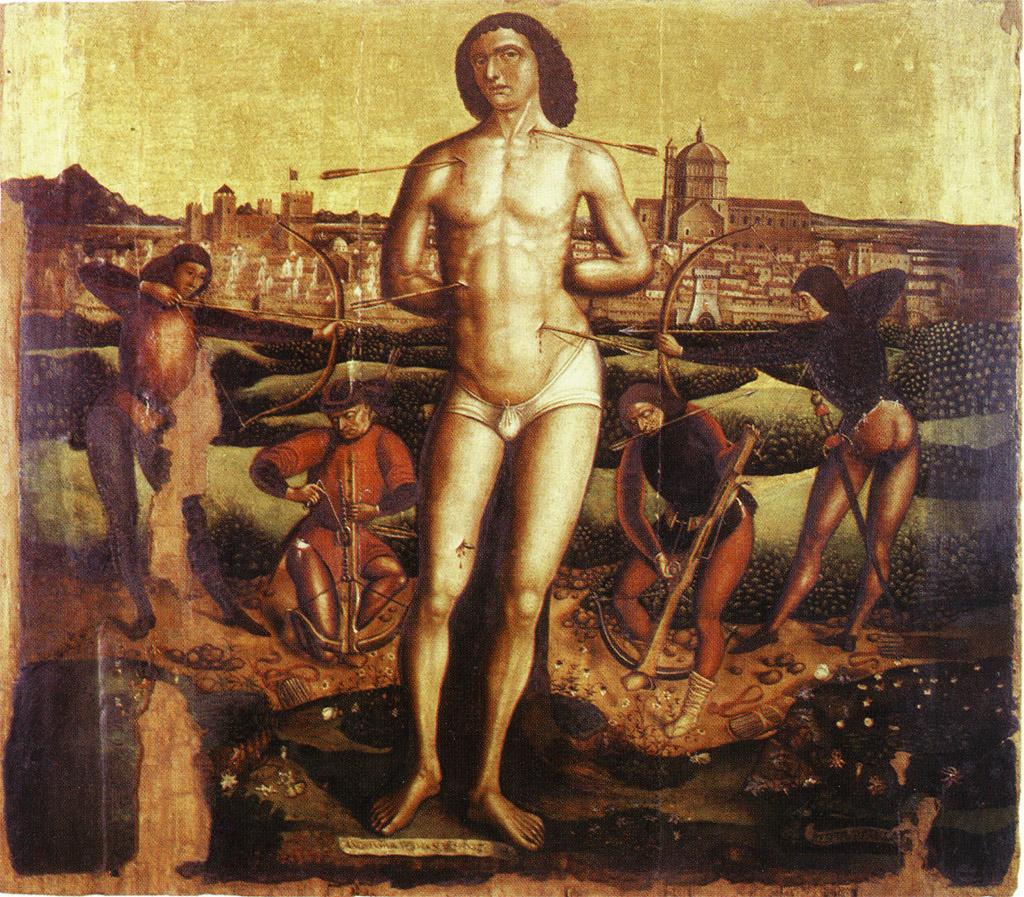 Angiolillo Arcuccio - San Sebastiano - Duomo di Aversa