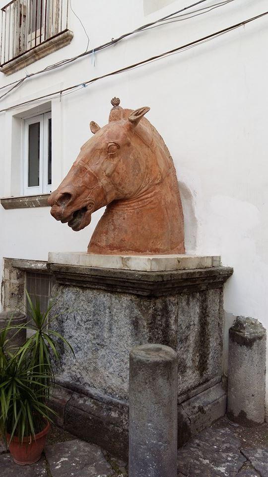 Cavallo Diomede Carafa