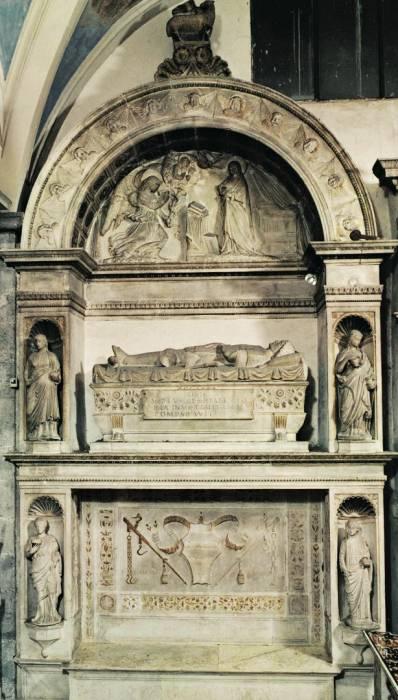 Sepolcro Diomede Carafa