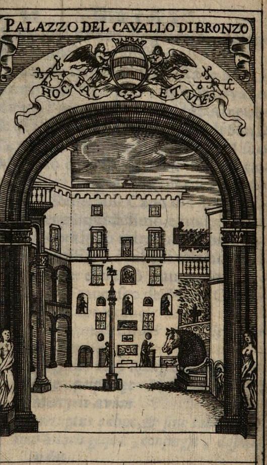 Cortile Palazzo Carafa