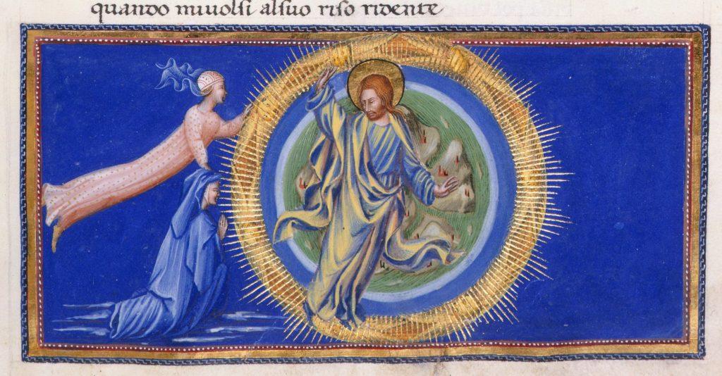 Divina Commedia di Alfonso d'Aragona Re di Napoli - f178