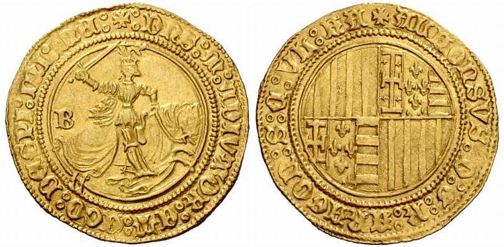 Napoli Aragonese | Sesquiducato di Alfonso d'Aragona